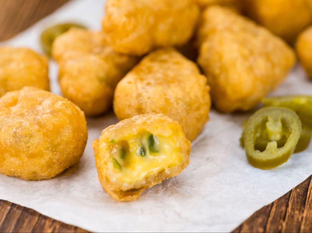 Gallery Chili Cheese Nuggets selber machen Das einfache Rezept   Wunderweib is free HD wallpaper.