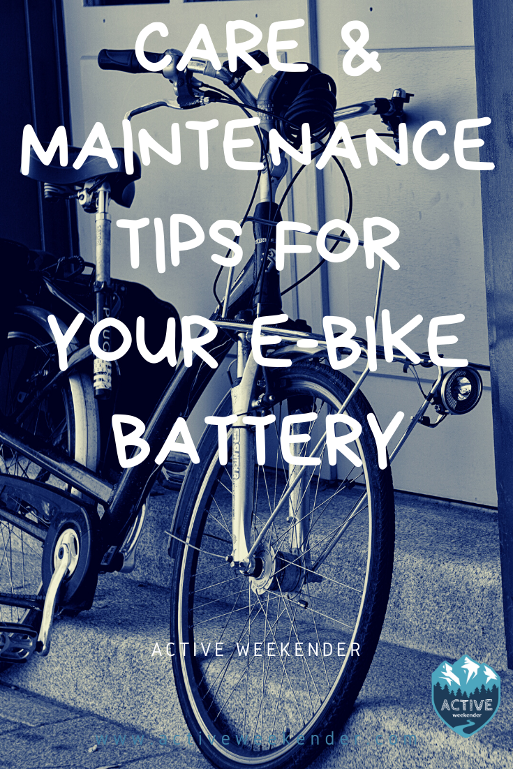 Electric Bike Battery Care Maintenance Tips To Extend The