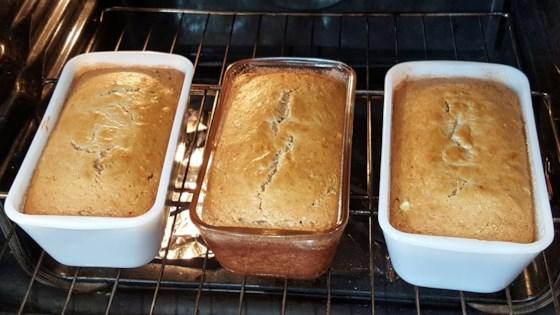 Banana Sour Cream Bread Recipe In 2020 Recipes Cream Bread Recipe Banana Bread Recipes