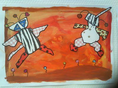 FruBilledkunst   Glimt fra min billedkunstundervisning   Side 18