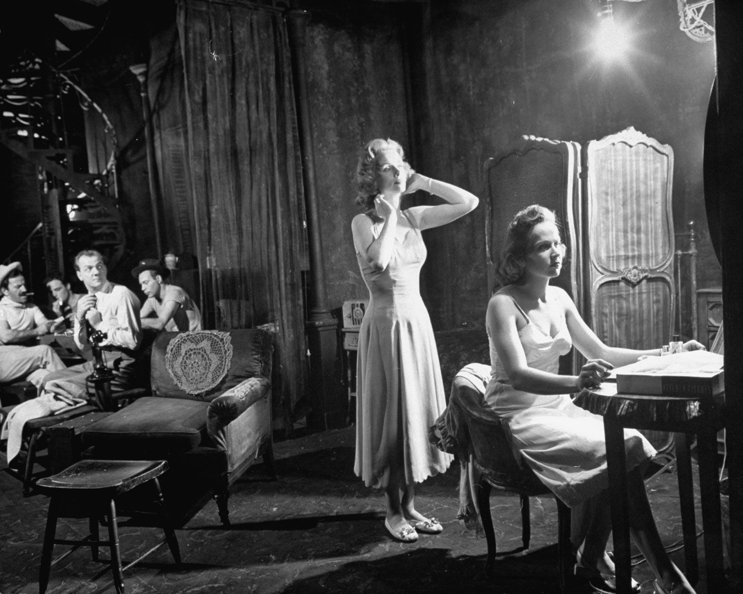 brando takes broadway life on the set of a streetcar d brando takes broadway life on the set of a streetcar d desire in