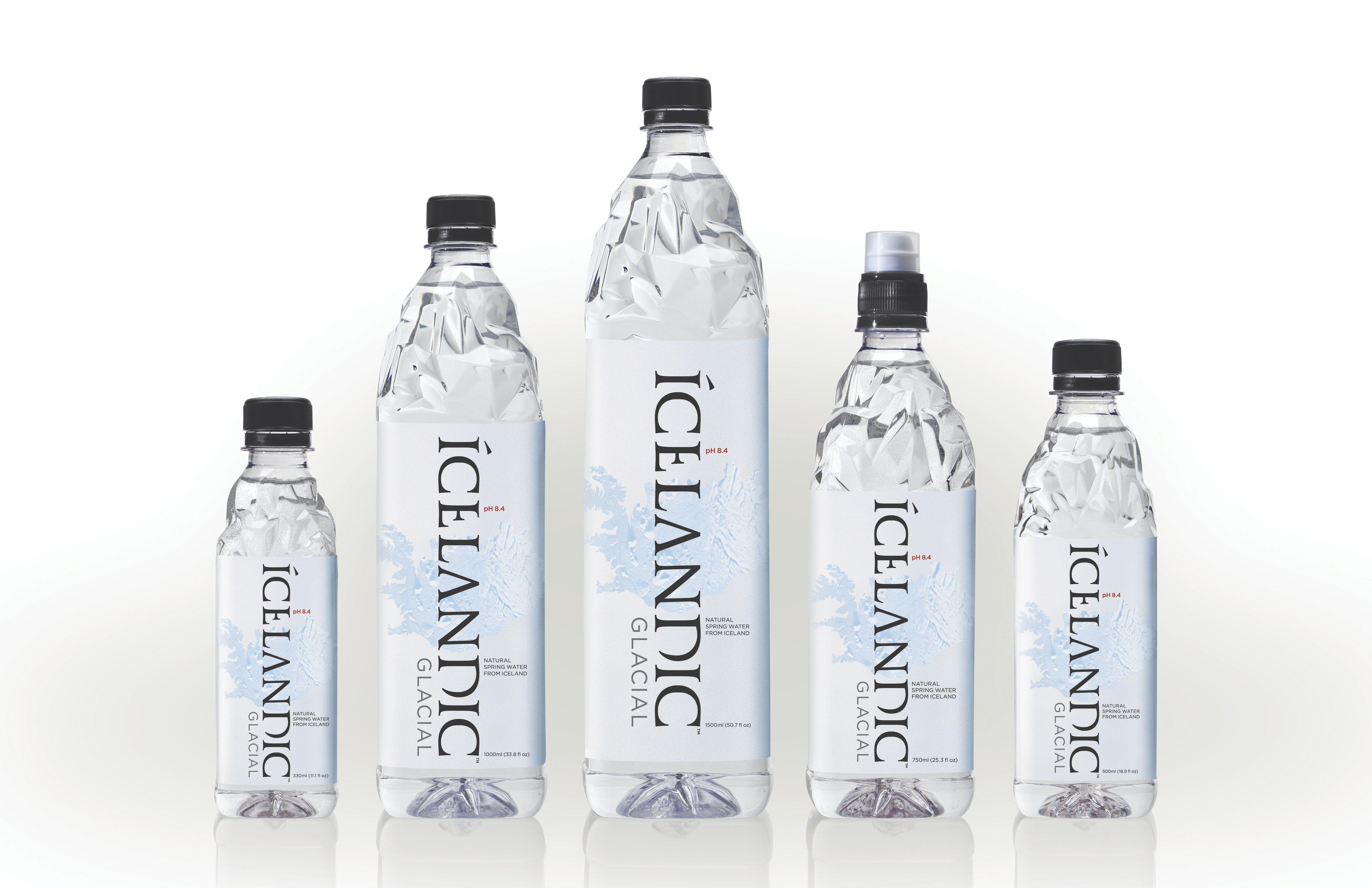 Icelandic Glacial Water Family Photo | Icelandic Glacial Natural ...