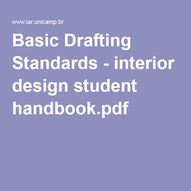 Basic Drafting Standards