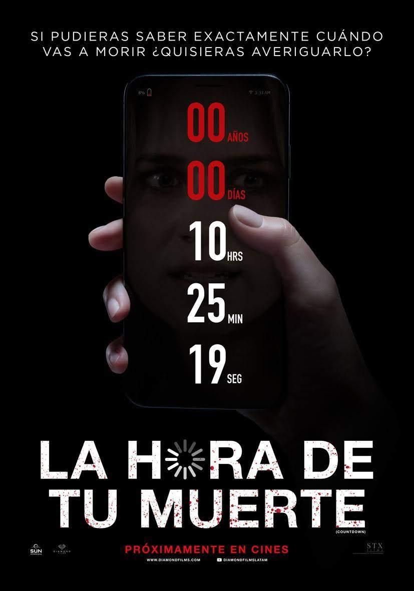 Foto De 2019 Countdown La Hora De Tu Muerte Countdown Tt10039344 Google Fotos Peliculas Completas Peliculas Peliculas Online