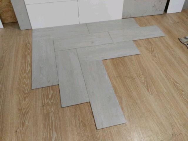 Resultado de imagen de losas suelo imitacion madera - Suelo vinilico imitacion madera ...