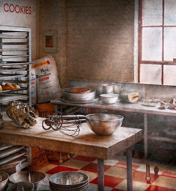 baker  kitchen  the commercial bakerymichael savad