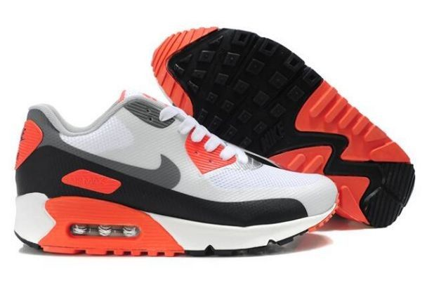 Pas Cher Chaussures de running Nike Air Max 90 Hyperfuse Premium -
