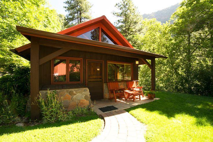 Cabin Rainey Garland S Oak Creek Lodge Oak Creek Cottage Lodge