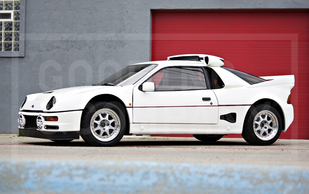 Rocketumblr Ford Rs200 Evolution ランチア スーパーカー 車