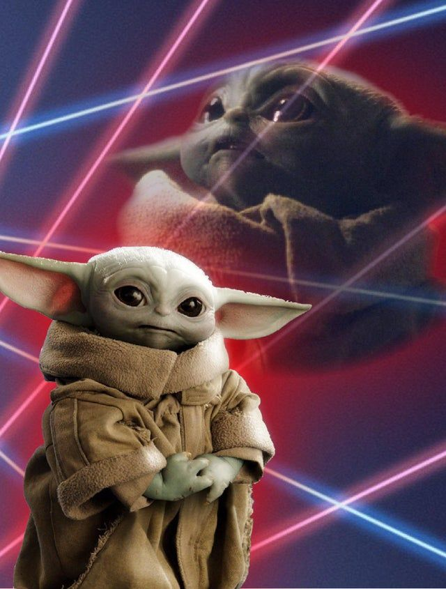This Is My New Lock Screen Babyyoda Star Wars Pictures Yoda Wallpaper Yoda Images