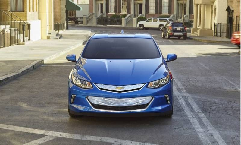 Chevrolet Volt 2016 Release Date Price Specs Reviews
