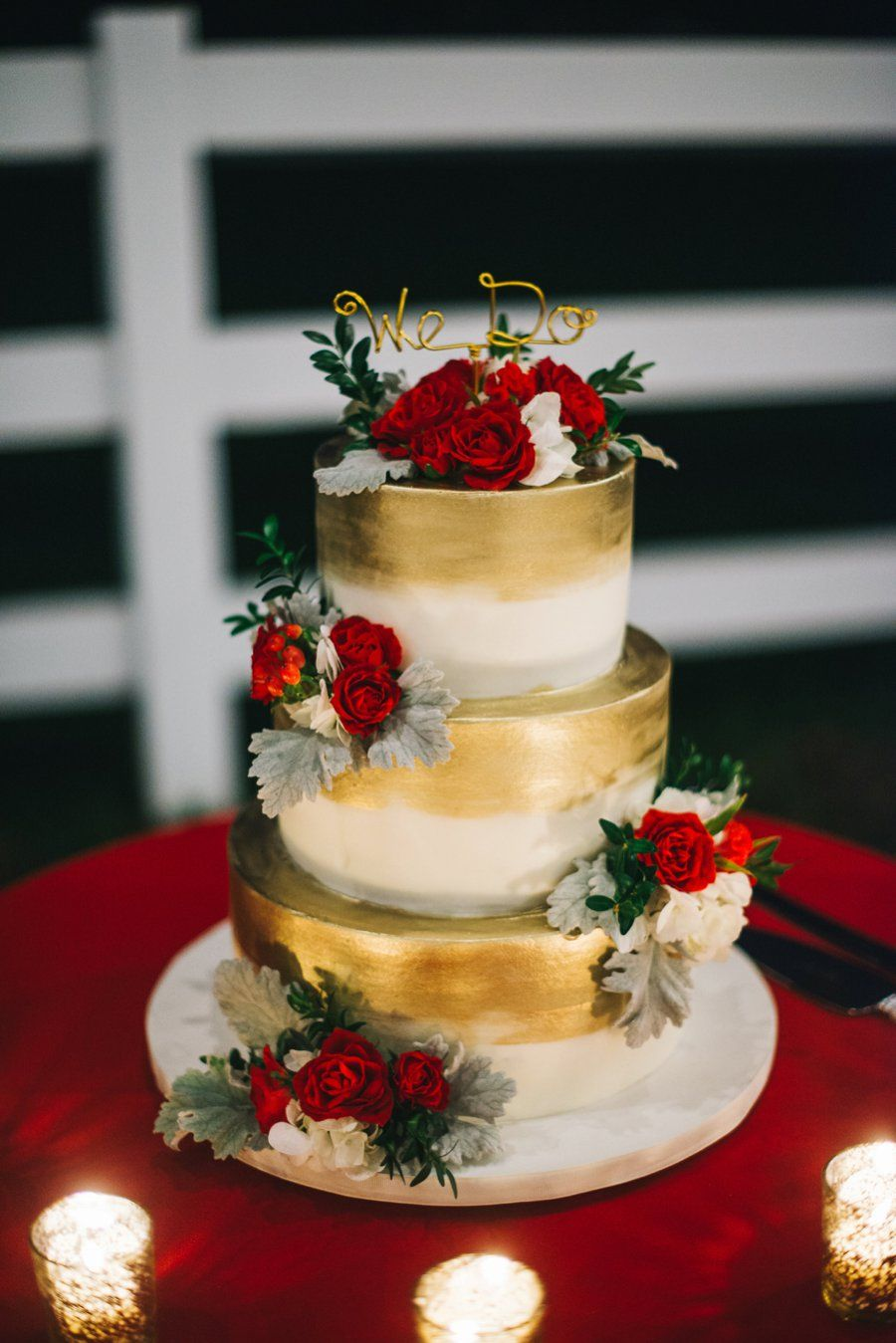 A Rustic Red And White Woodland Inspired Central Florida Wedding