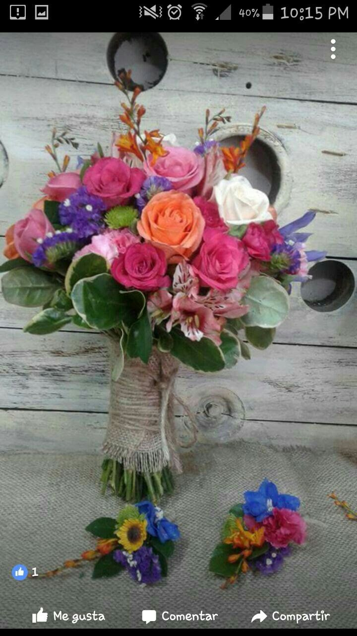 Pin by luniva tello lopez on Millefiori Bouquets   Floral