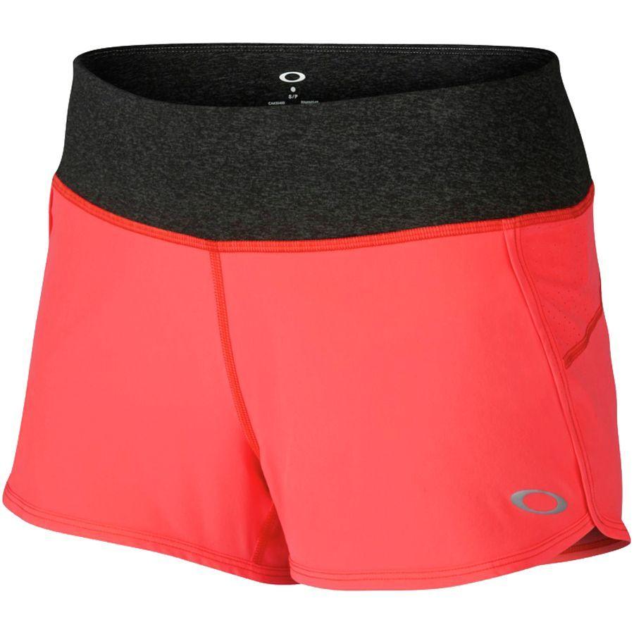 Oakley crunch burn 20 short womens womens shorts