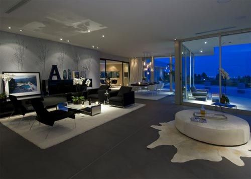 11 Residence Living Area Interiors   Decorismo