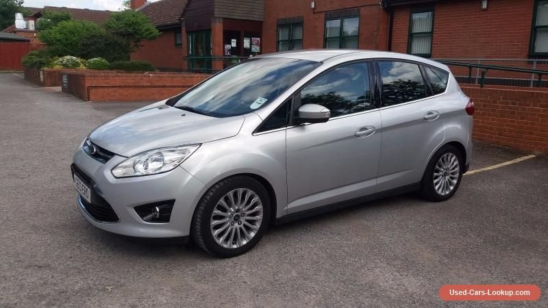 Car For Sale 2013 Ford C Max Tdci 1 6 Titanium