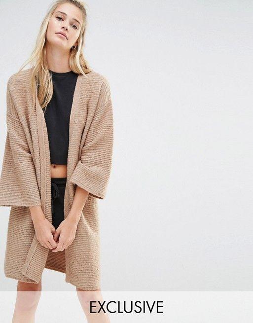Micha Lounge Kimono Sleeve | ASOS $58 (worn by Emily Gemma ...