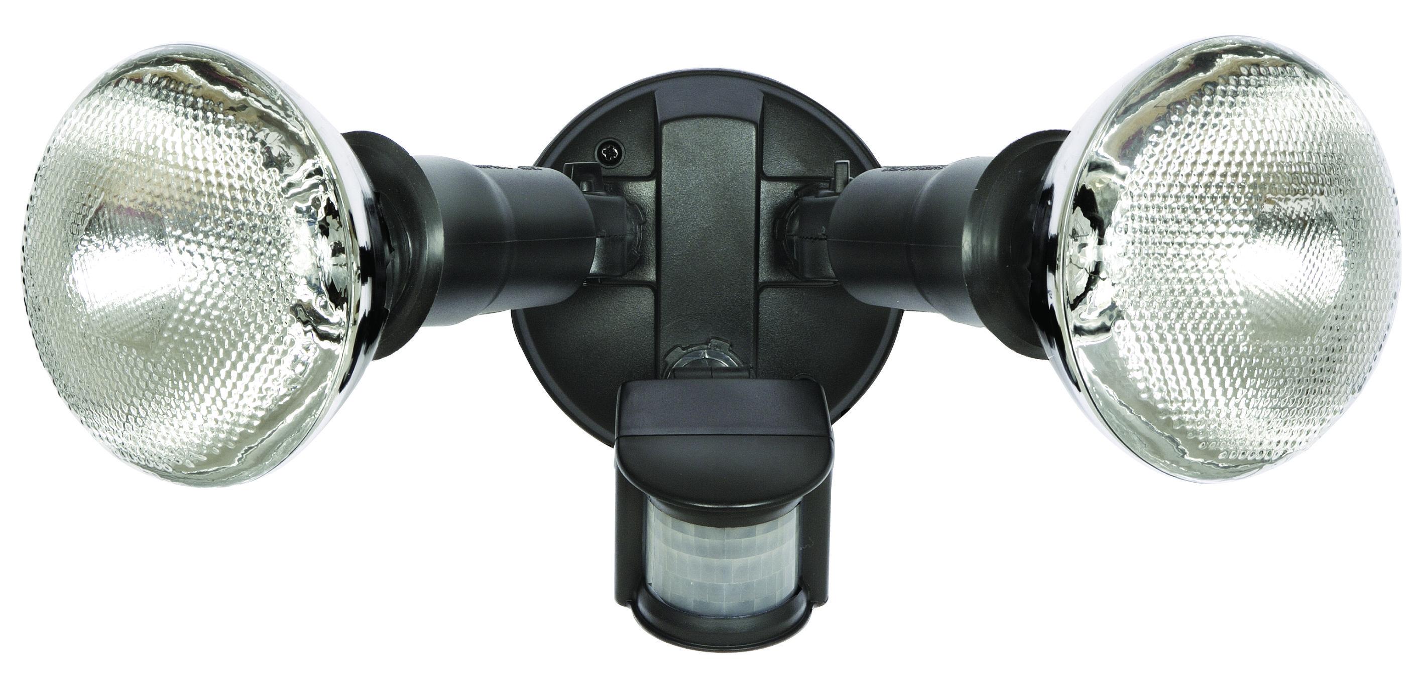 Nelson 150w Twin Security Sensor Light Bunnings