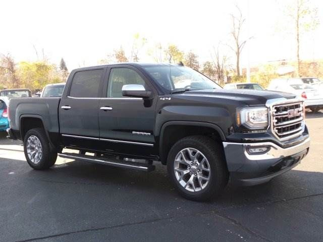 2017 Gmc Sierra 1500 Slt Body Style Pickup Crew Cab Model Code Tk15543 Engine