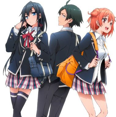Pin on My Youth Romantic Comedy Is Wrong, As I Expected 13