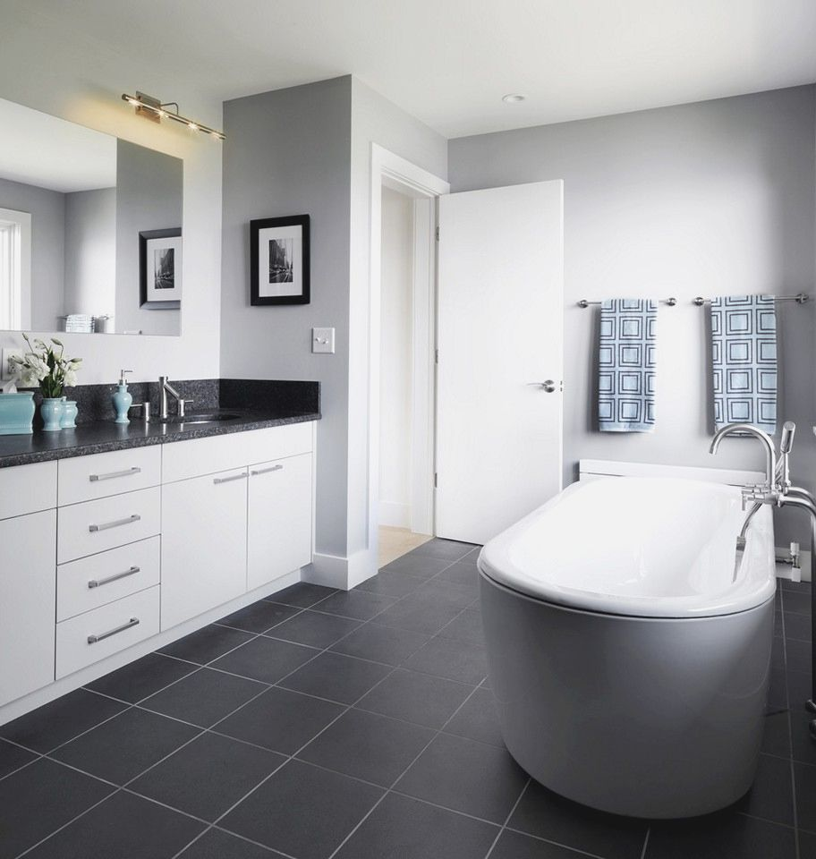 Black and White Bathroom Wall Tile Designs Gallery | Top Five Trends ...