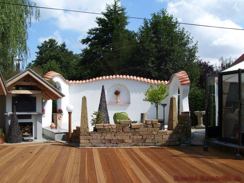 Teja Curva - Farbe Viellja castilla | Ornamental Brick works ...
