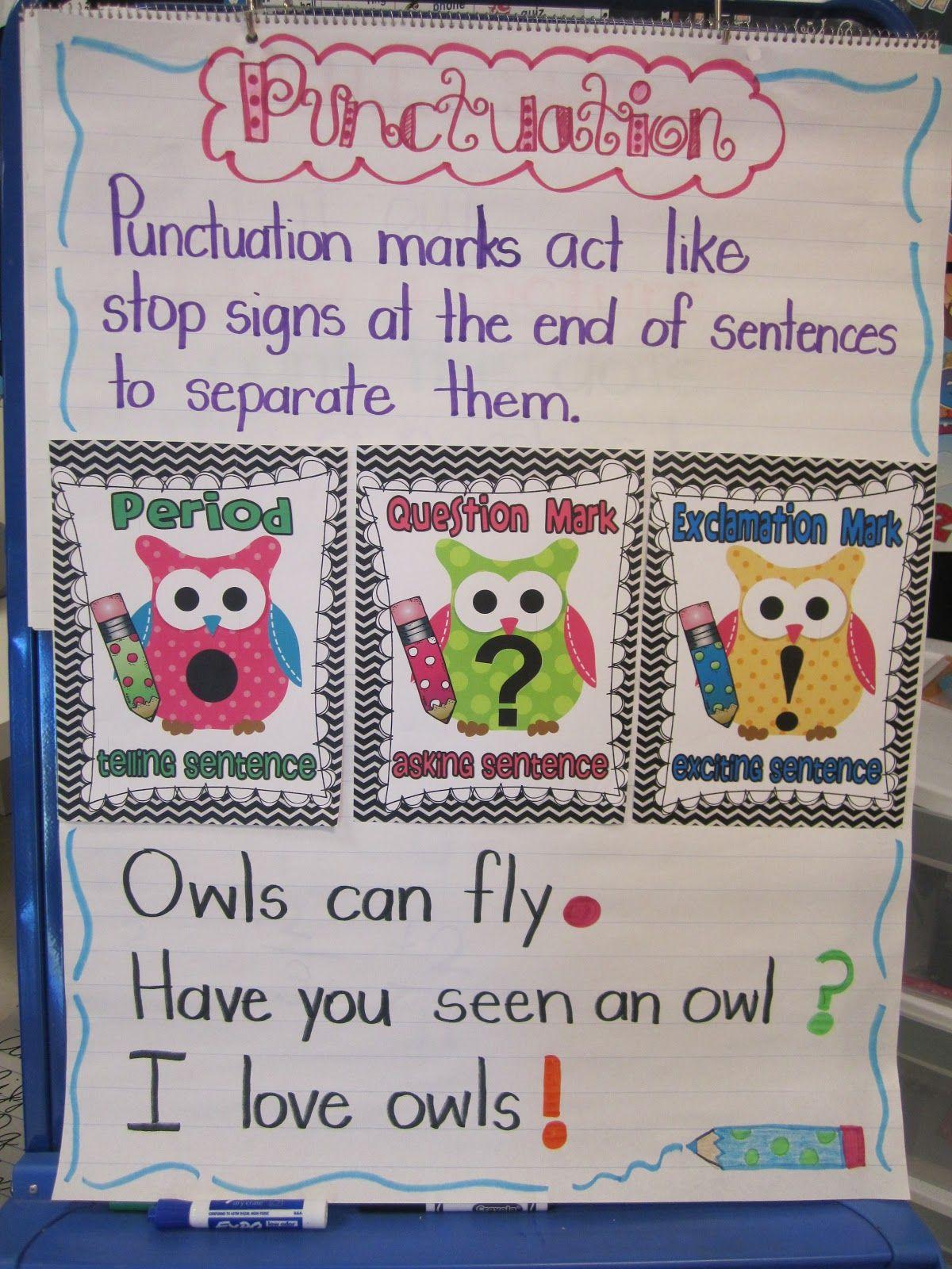 I M Back Us Owl Punctuation