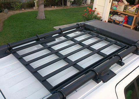Photo By Joe Fanaselle Roof Basket Roof Rack Nissan Xterra