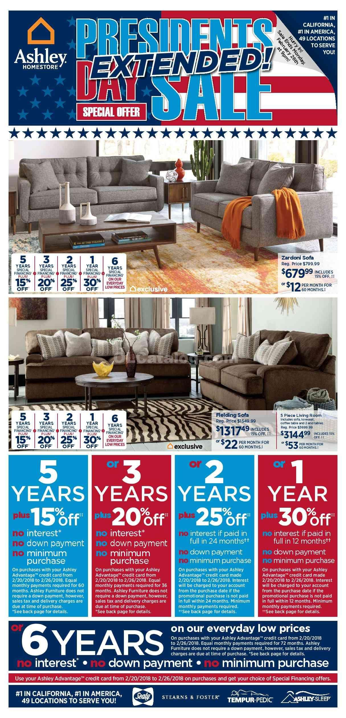 days final ad furniture rockville md memorial sale ashley day places view