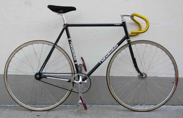 Nagasawa Track Bicycle 2 0305 Japan Sparkling Black Frame