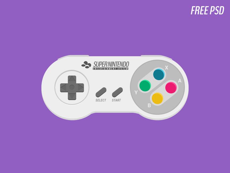 Super Nintendo Controller Nintendo Controller Web Graphic Design Super Nintendo