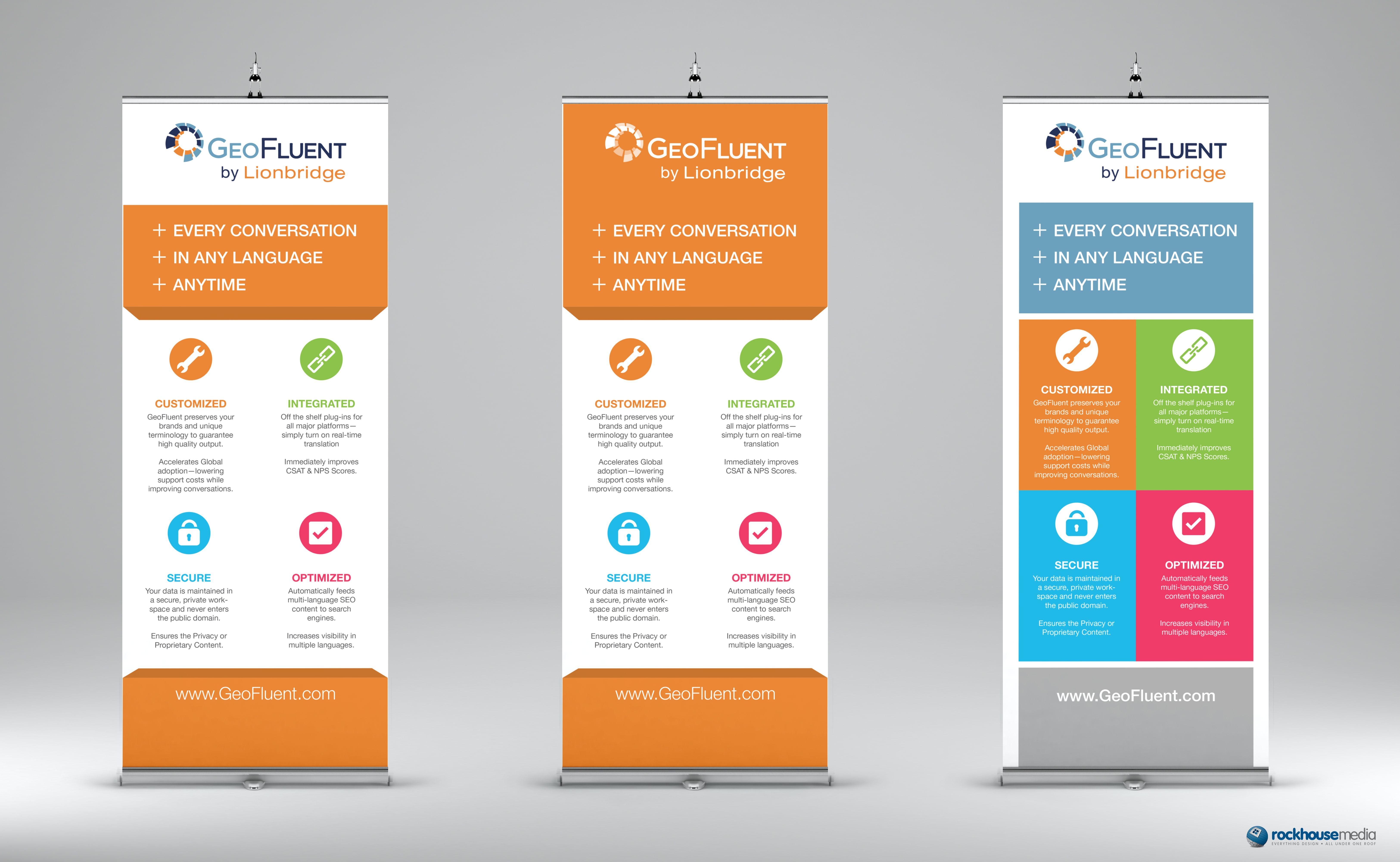 Banner Stand Design Ideas   Arts - Arts