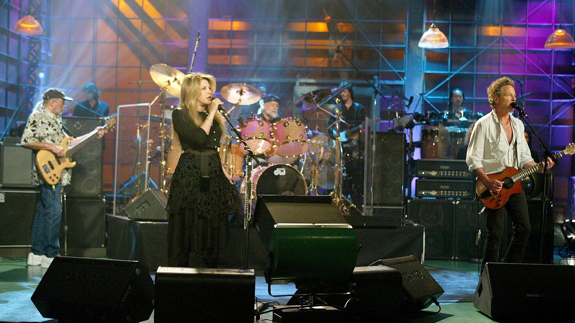 Music - Fleetwood Mac Wallpaper
