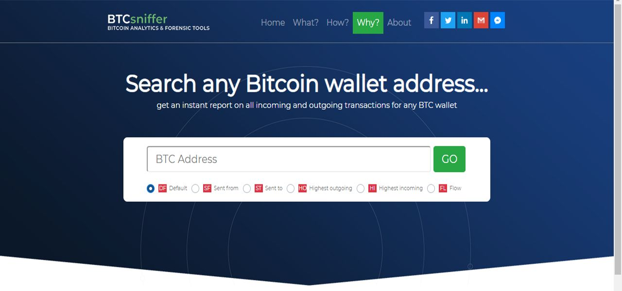 A Short Guide On Tracking A Bitcoin Wallet Address Bitcoin Wallet Bitcoin Bitcoin Transaction