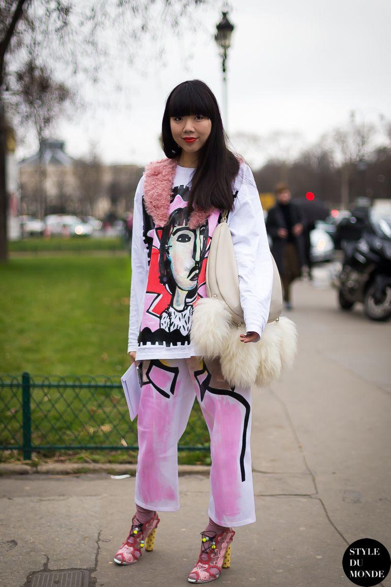 Suzanna-Lau-of-Style-Bubble #SS14 http://somethingintheway5.blogspot.com.es