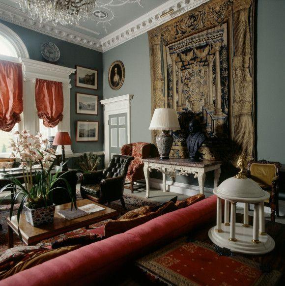 Perfect 18 Brilliant British Interiors