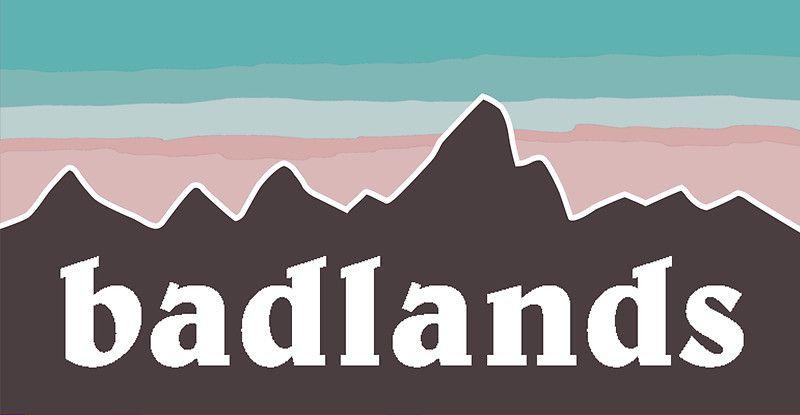 Halsey Badlands Patagonia Logo By Emily Grimaldi Badlands Halsey Hopeless Fountain Kingdom