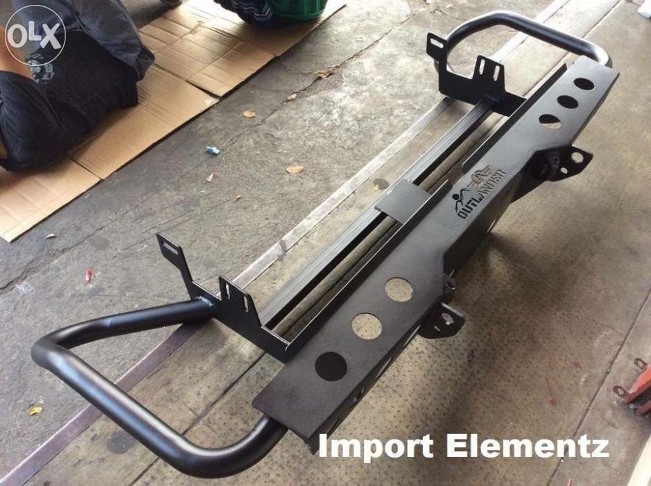 View Ford Ranger T6 Outlander Rear Bumper Offroad Thailand Rollbar
