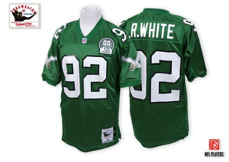 white eagles jersey