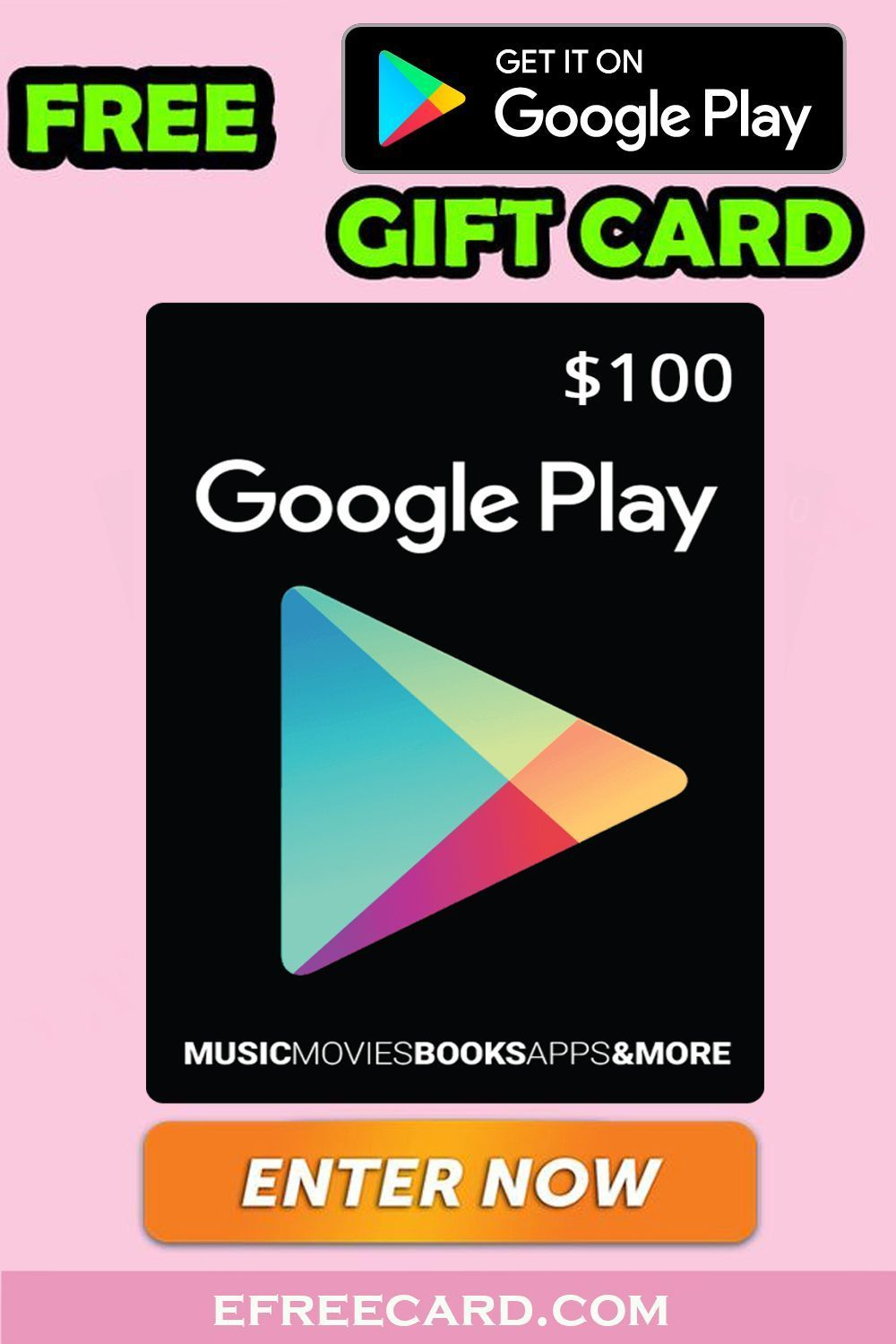 How To Get Redeem Code For Playstore Win Playstore Gift Card