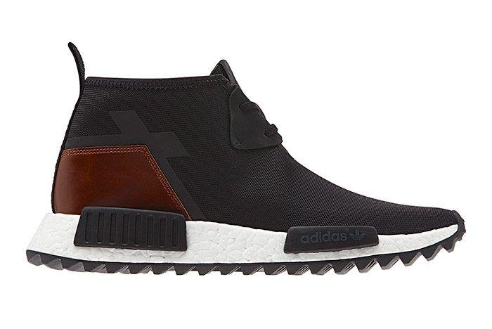 the latest 0fce6 a5b1c adidas NMD C1 Trail Black