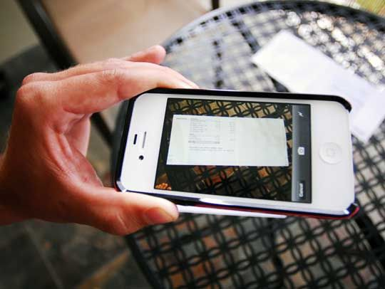 Want To Go Paperless? Use Your iPhone to Scan Important