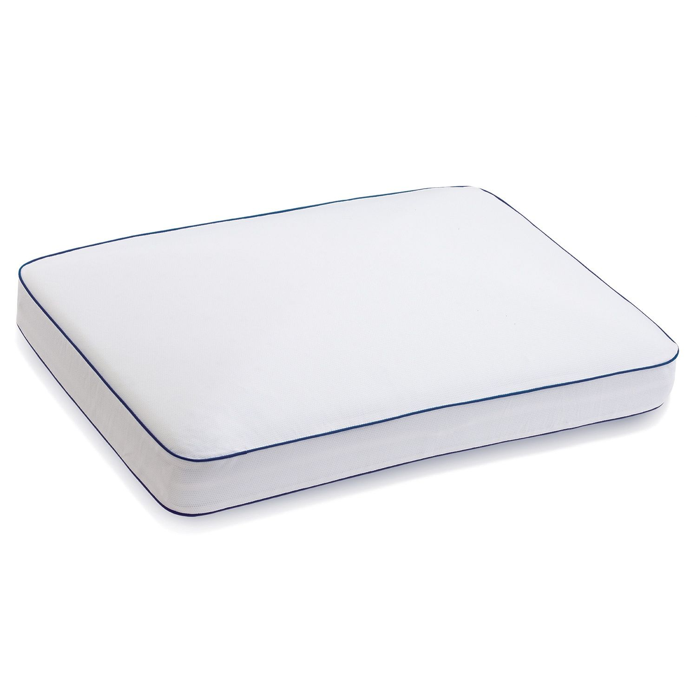 Serta Total Support Side Sleeper Gel Memory Foam Pillow Foam Pillows Memory Foam Pillow Gel Memory Foam
