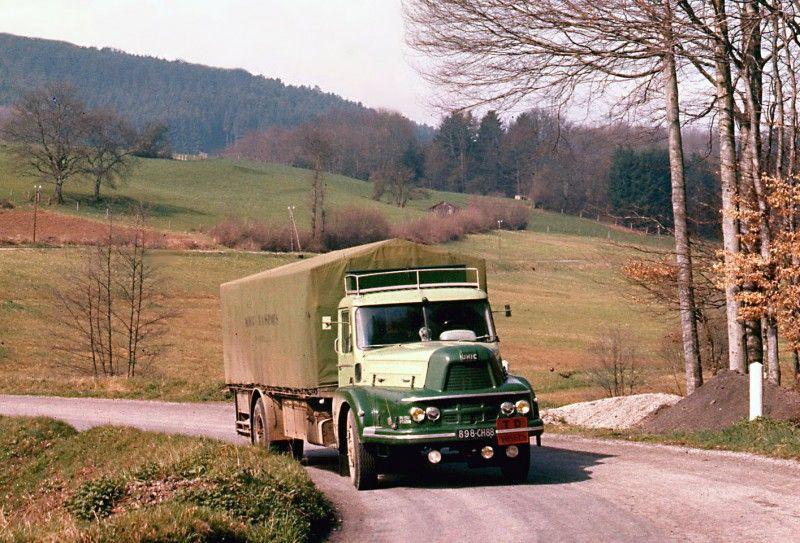 unic zu mod le tourmalet ann es 50 camions mythiques pinterest vieux camions voiture et. Black Bedroom Furniture Sets. Home Design Ideas