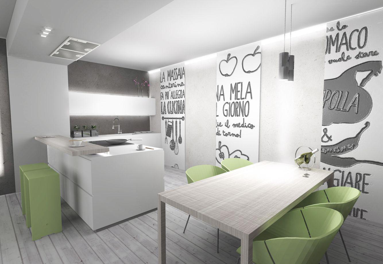 #andreabenedetti #architetto #interior #design #architecture Appartamento  Cremona