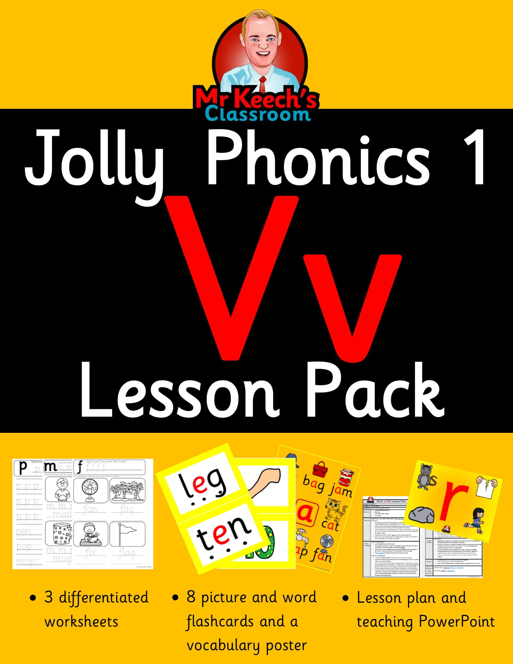 This Vv Lesson Pack Contains Everything You Need To Teach