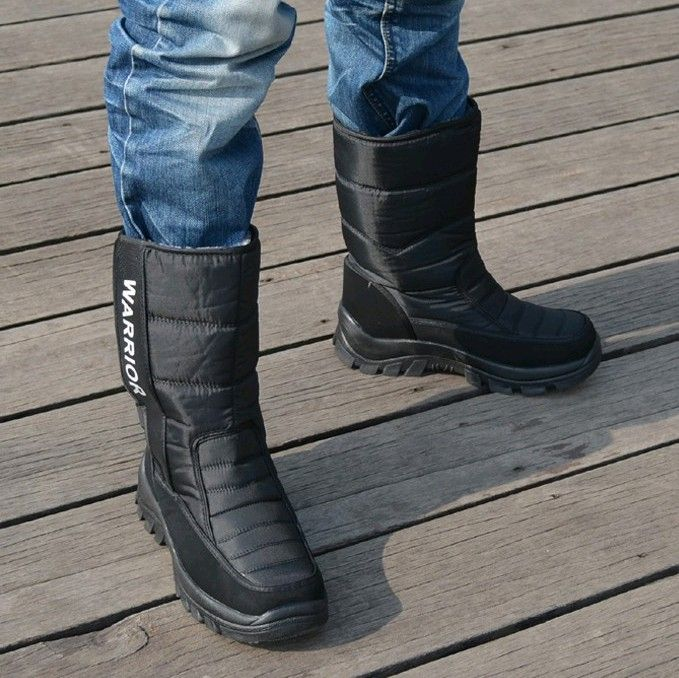 Men Fashionable Warm High Boots outlet from china wholesale price cheap online exclusive sale online sale best wholesale discount for cheap b0ePLy