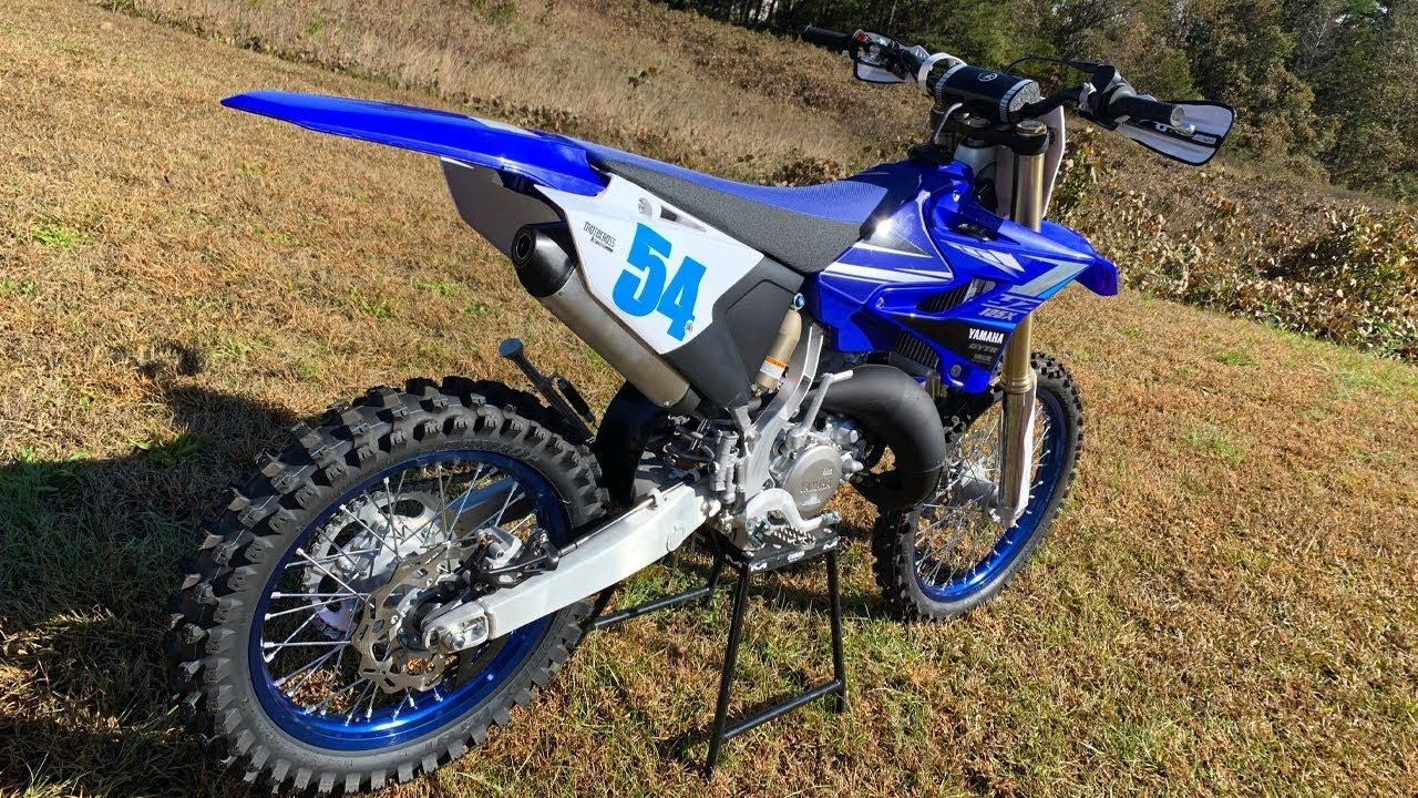 First Ride 2020 Yamaha Yz125x 2 Stroke Motocrosss Action