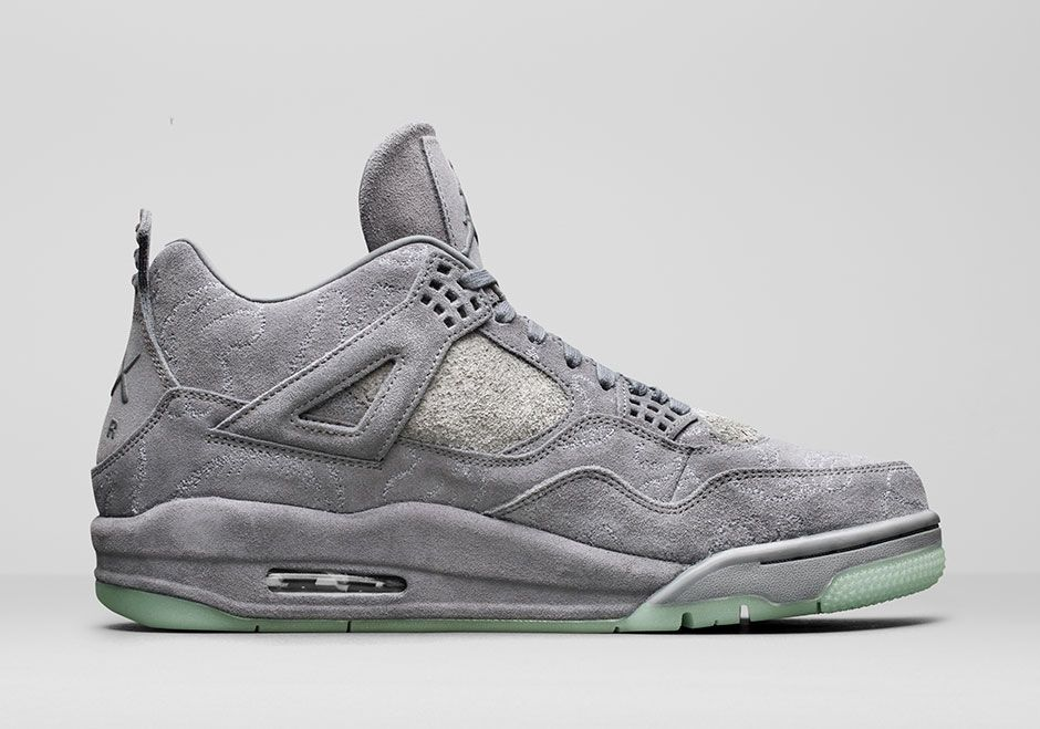10 Things You Didn't Know About the Jordan 4 Retro Kaws
