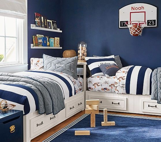 Belden Bed | My boys, my world | Kids bedroom boys, Kids ...